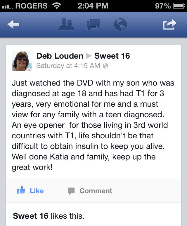 sweet16-testimonial Deb